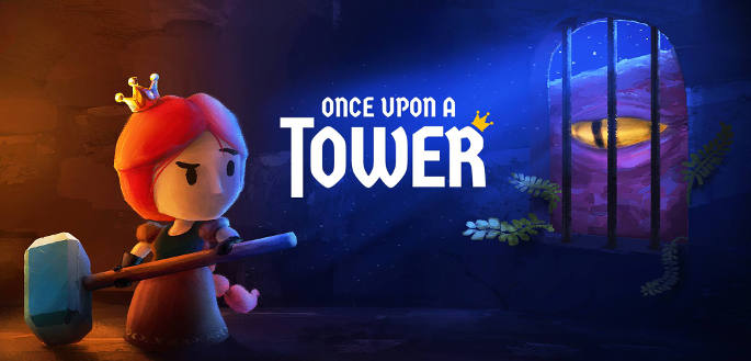 jeu Once Upon a Tower sur IOS et Android