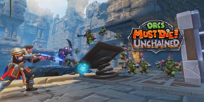 Orcs Must Die! Unchained fermera en avril 2019