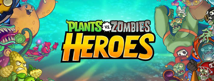 Jeu Plants vs Zombies Heroes