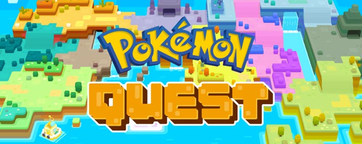 Pokémon Quest sur Switch et mobile