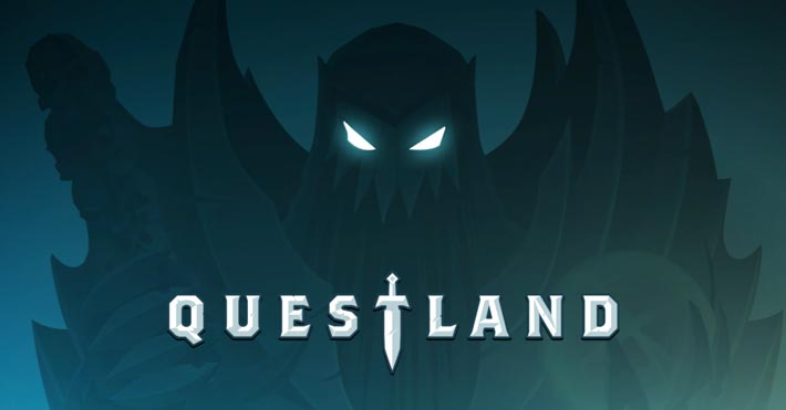 Questland: RPG au tour par tour - jeu mobile