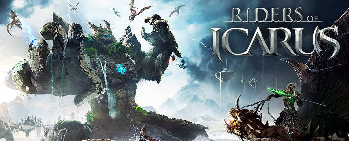 Riders Of Icarus MMORPG sur PC