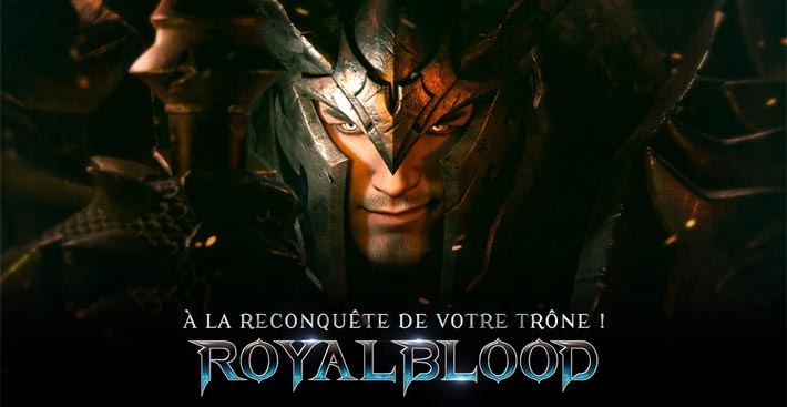 Royal Blood MMORPG gratuit sur Mobile