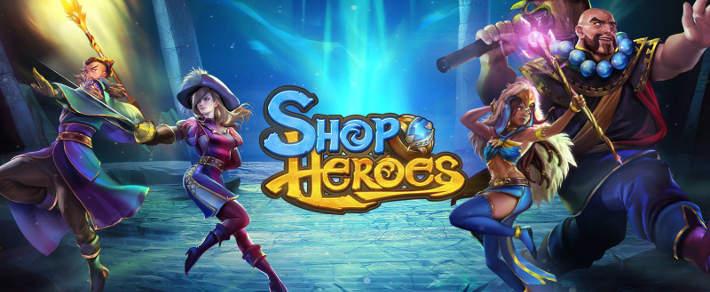 Jeu Shop Heroes