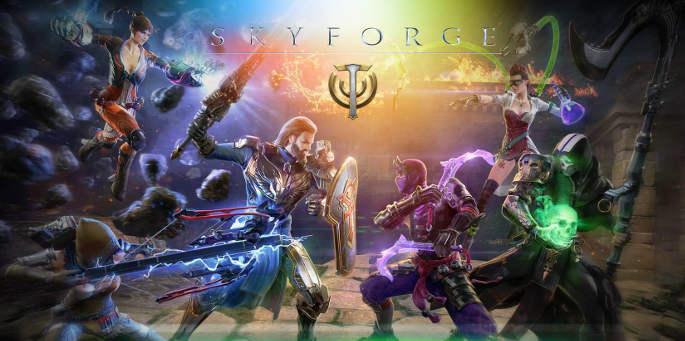 MMORPG Skyforge