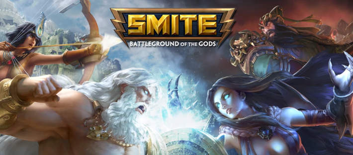 SMITE, le MOBA des dieux sur PC, PS4 et Xbox One