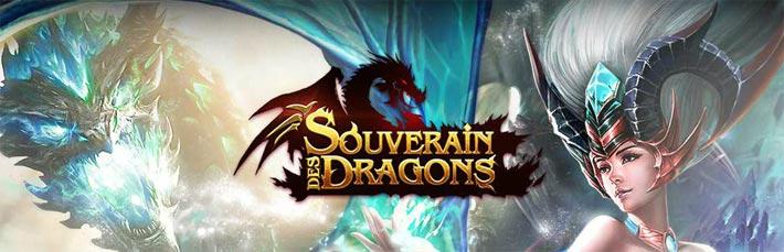 Souverain des Dragons un RPG gratuit sur navigateur