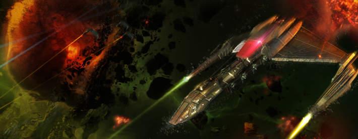 Star Trek: Alien Domain - Jeu gratuit de stratégie en ligne