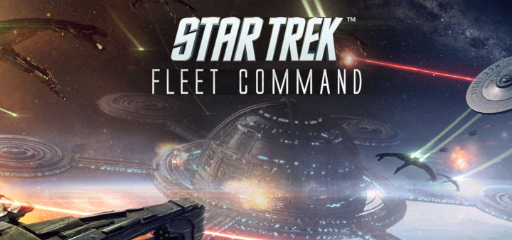 Jeu Star Trek Fleet Command sur mobile