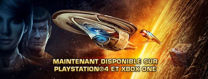 Star Trek Online sur PS4 et Xbox One
