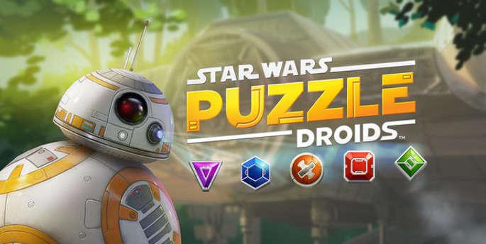 jeu Star Wars : Puzzle Droids