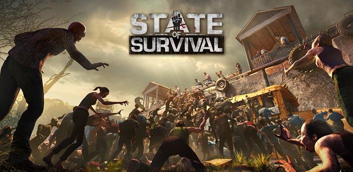 State of Survival, jeux de stratégie en plein Apocalypse Zombie