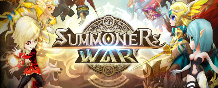 Jeu Summoners War: Sky Arena