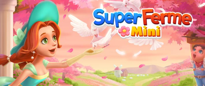 Super Ferme Mini, jeu de ferme