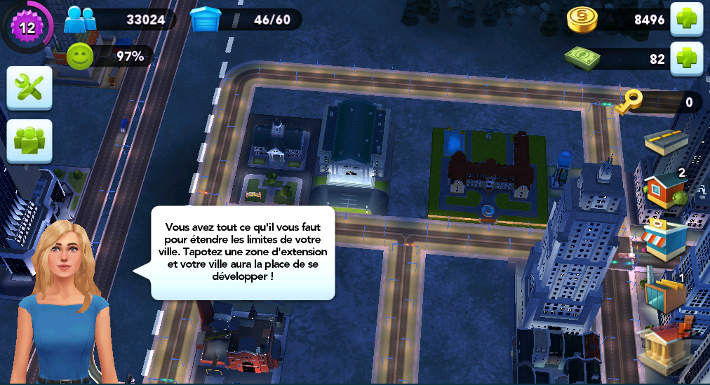 Eva - Simcity BuildIt