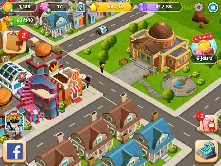 Notre ville dans Dream City: Metropolis