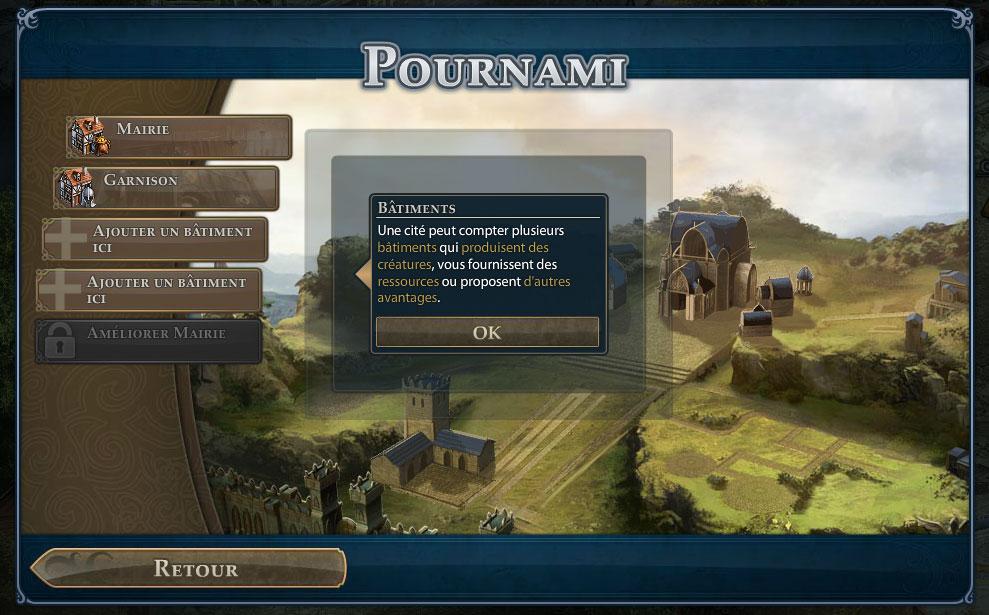 Cité sur Might & magic heroes Online
