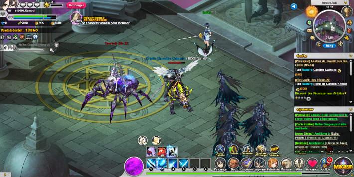 SAO's LEGEND, un clone d'autres MMORPG en ligne