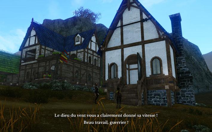 Construire sa propre maison - ArcheAge