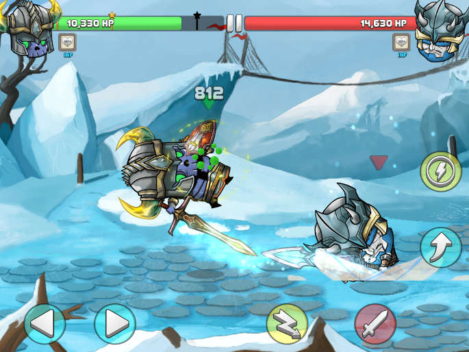 Combat sauvage - Tiny Gladiators
