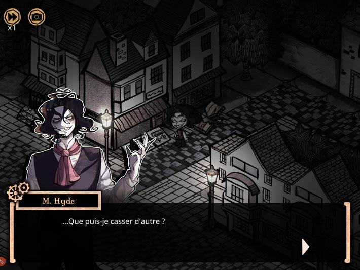 MazM : Jekyll et Hyde, un personnage sombre