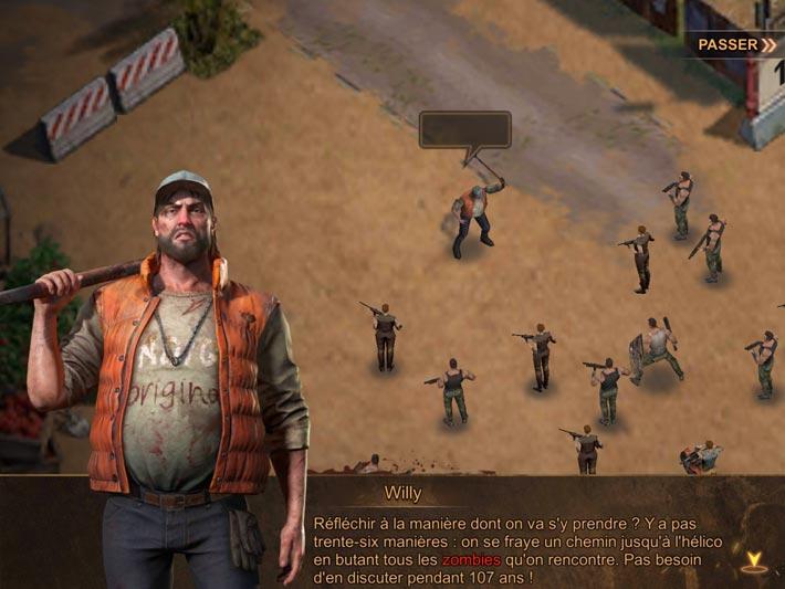 State of Survival, un jeu stratégie scénarisé