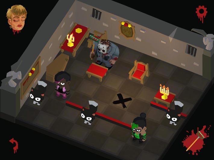 Vendredi 13 : Puzzle assassin, résolvez le niveau