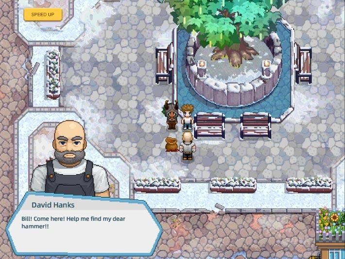 Harvest Town, allez à la rencontre des villageois