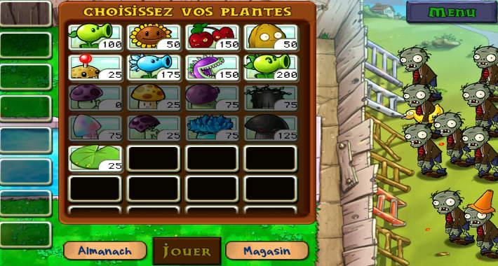Choisissez bien vos plantes