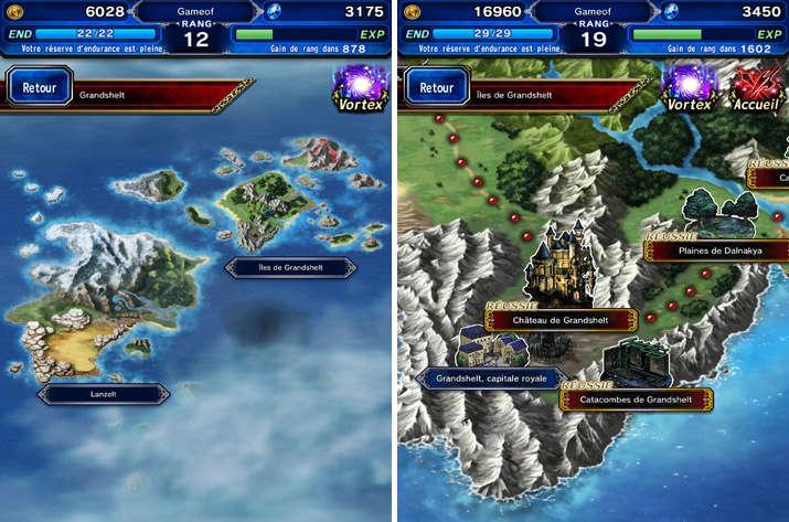 le monde de Lapis : Final Fantasy Brave Exvius