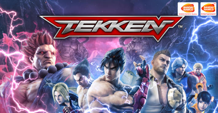Jeu Tekken sur mobiles IOS et Android