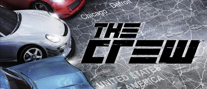 The crew, jeu Ubisoft