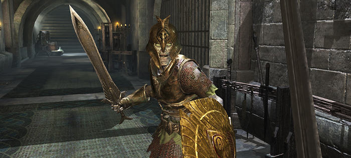 E3 2018 : Jeu The Elder Scrolls: Blades