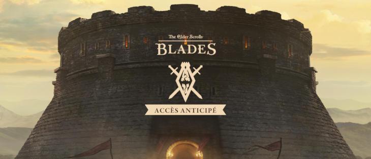 The Elder Scrolls : Blades, Early Access de Mars 2019