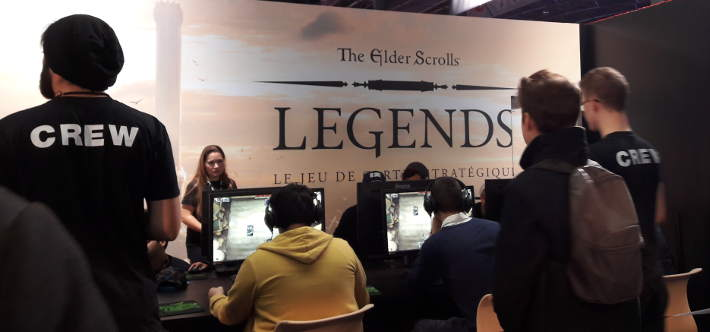 The Elder Scrolls: Legends à la PGW 2016