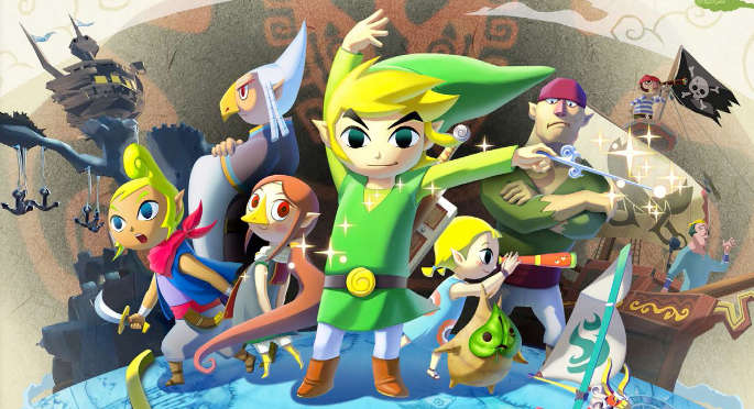 Image du jeu The Legend Of Zelda The WindWaker sur Wii U