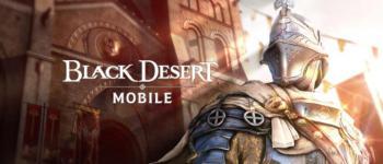 Black Desert Mobile sur IOS et Android le 11 décembre 2019