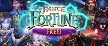 Fable Fortune en free-to-play le 22 février 2018 sur PC et Xbox One