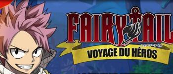 Fairy Tail - voyage du héros