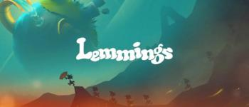 Lemmings-Aventure puzzle