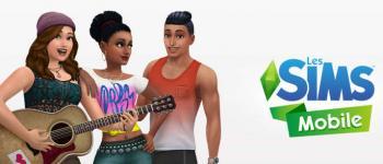 Les Sims Mobile téléchargeable sur les stores français