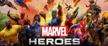 Marvel Heroes fermera ses portes avant 2018