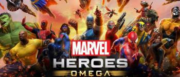 Le MMO Marvel Heroes Omega sur PS4 et Xbox One