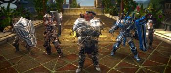 Le MMORPG NeverWinter bientôt sur PS4