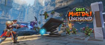 Le Tower defense Orcs Must Die! Unchained fermera en avril 2019
