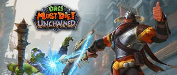 Le free-to-play Orcs Must Die! Unchained disponible sur PS4