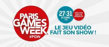 Notre journée à la Paris Games Week 2016