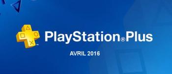 PlayStation Plus : Les jeux gratuits Avril 2016