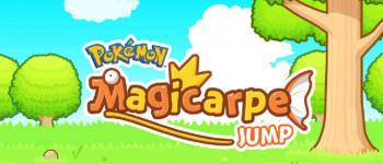 Pokémon: Magicarpe Jump