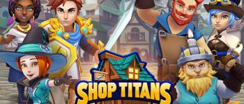 Shop Titans : Fabrication & Commerce